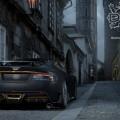 DMC Fakhuna Aston Martin DB-S - Немецкий дракон
