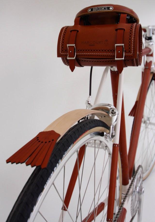 Как обшить седло велосипеда