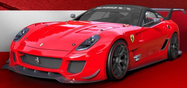Аукцион Ferrari соберет деньги для жертв землетрясения в Италии