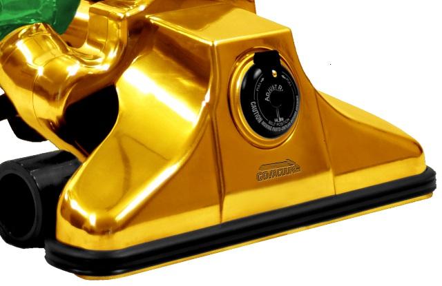 Золотой пылесос за $ 1 миллион