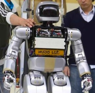 HUBO 2 - роботы среди нас