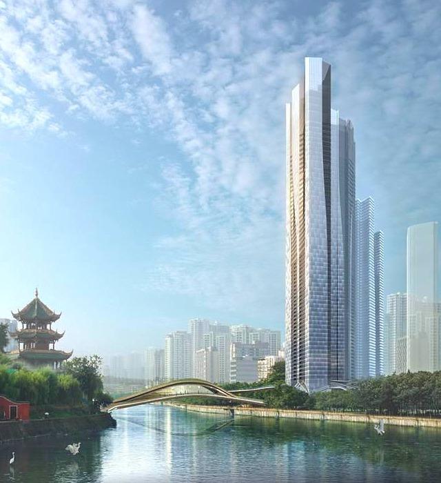 Отель Mandarin Oriental Chengdu в Китае