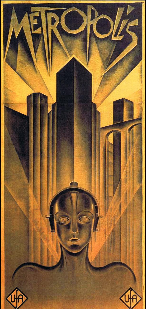 Постер Метрополиса уйдет с молотка