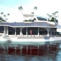 Яхта-остров Orsos Island