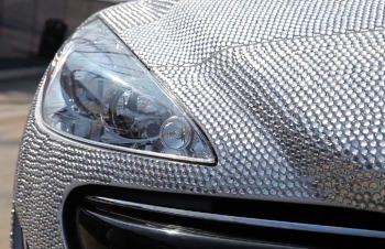 Бриллиантовый Peugeot RCZ Diamond Jubilee Edition