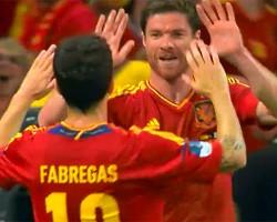 Испания прошла в полуфинал Евро-2012