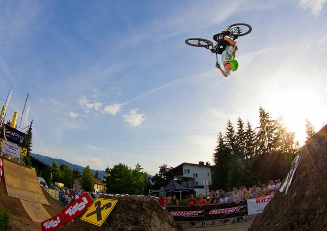 Urban Bike Challenge в Австрии