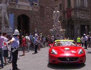 Кавалькада Ferrari 2012 завершена