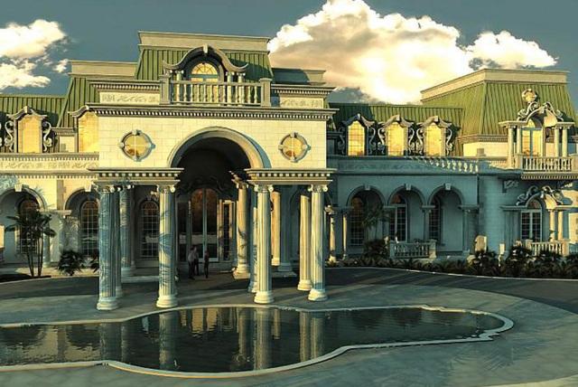 Американский Версаль за 0 млн