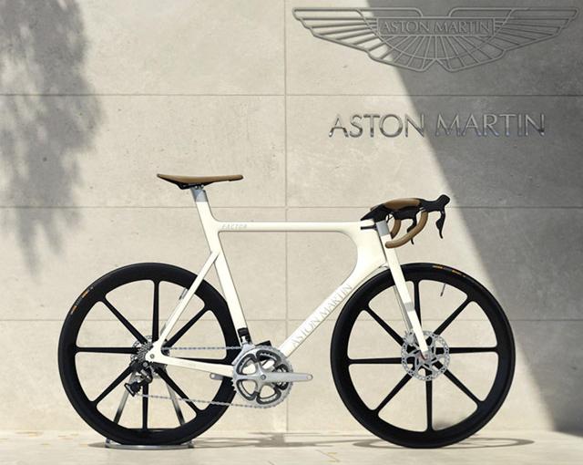 Супербайк Aston Martin One-77 Cycle