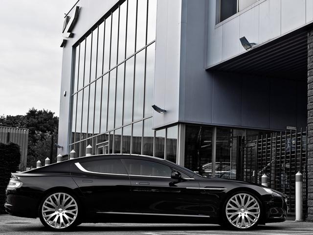 Aston Martin Rapide от Kahn Design