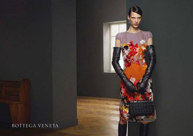 Эрвин Олаф снял новую кампанию Bottega Veneta