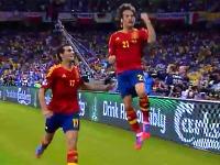 Испания - чемпион Евро-2012
