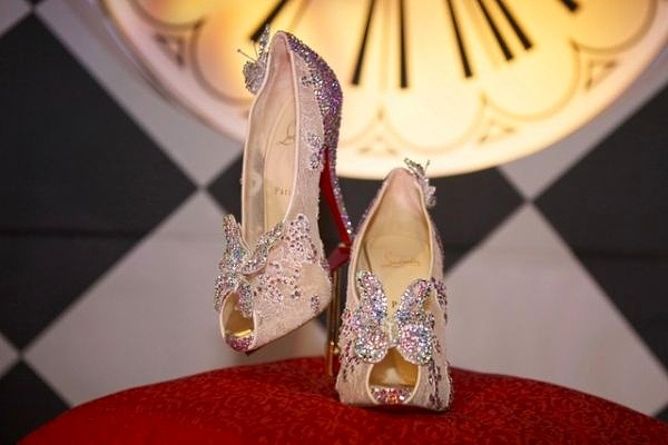 Туфли для Золушки от Christian Louboutin