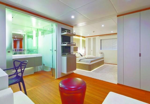 Суперяхта Diamond от AB Yachts