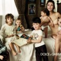 Dolce & Gabbana Bambino - детский лукбук