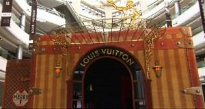 Виртуальный тур Louis Vuitton в Шанхай