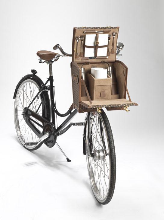 Ретро-велосипед от Moynat Malletie