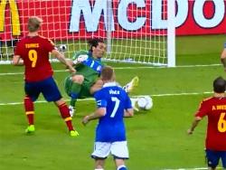 Испания завоевала кубок Евро-2012
