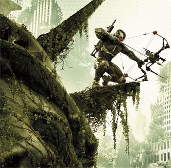 Crysis 3 – ты Охотник. О игре