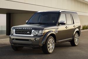Московский Международный автосалон 2012 вместе с Jaguar Land Rover