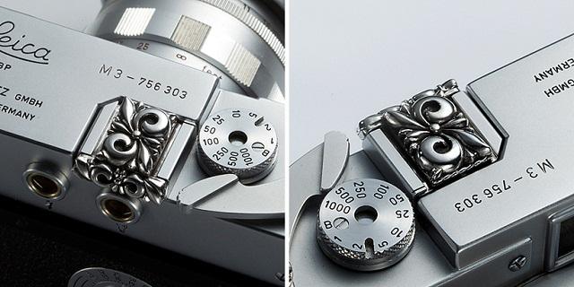 Украшения для фотокамер Leica от Джея Цуджимура
