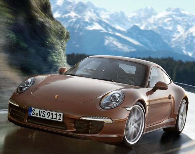 ММАС-2012: новые Porsche Cayenne GTS и 911 Carrera 4