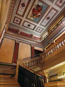 Роскошный отель Ritz-Carlton в Вене