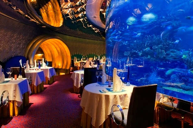 Лучшие отельные рестораны в мире