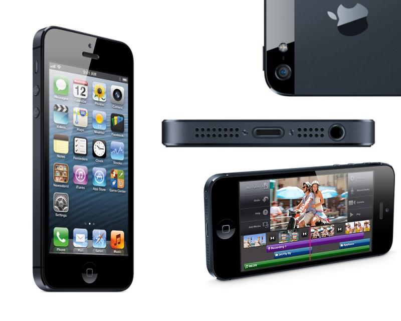 iPhone 5 от Apple: что нового?