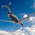 Dassault Falcon S - впереди звука