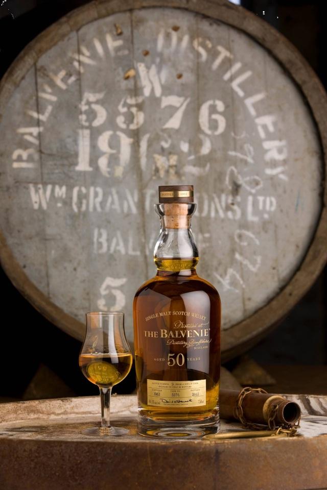 Balvenie Fifty - редчайший виски