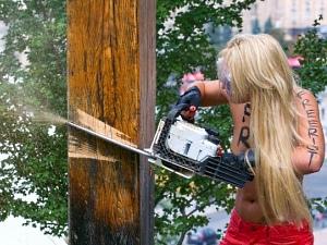 Янукович требует наказать FEMEN