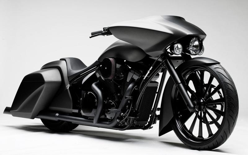 мотоцикл круизёр фото