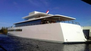 Яхта Венера Стива Джобса