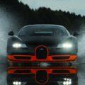 Новый Bugatti Veyron получит 1600 лошадок