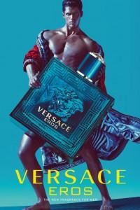 Мужской аромат Eros от Versace