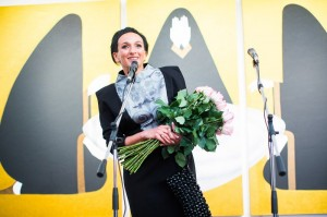 Выставка Айдан Салаховой FASCINANS & TREMENDUM