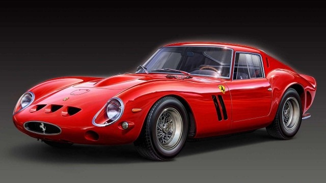 Ferrari 250 GTO Series 1 1962 года продается за  млн
