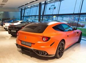 Ferrari FF Special Edition за 295,000 Евро