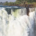 Купель дьявола на водопаде Виктория