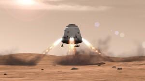 Tesla Motors колонизирует Марс