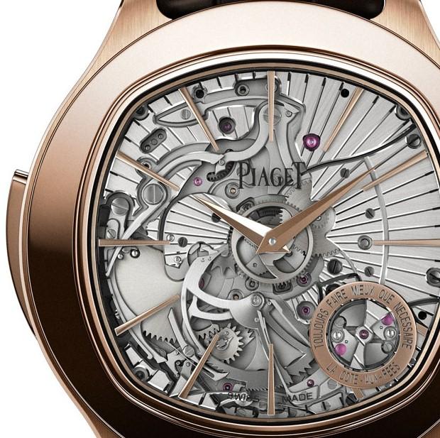 Piaget выпустит часы Emperador Coussin XL с супертонким репетиром