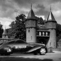 Rolls Royce Jonckheere Aerodynamic Coupe II от Угура Сахина
