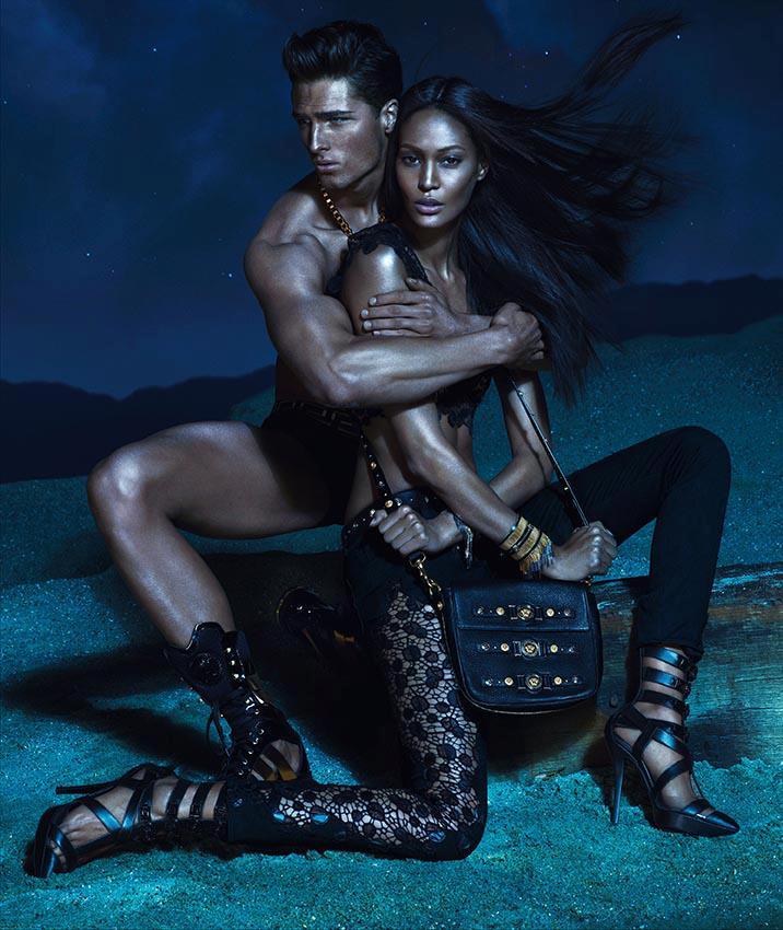 Мифологическая рекламная кампания Versace весна/лето 2013