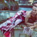Эмбер Валлетта в рекламной кампании Emilio Pucci 2013