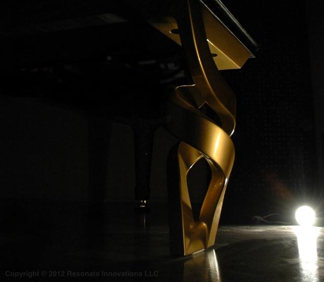 Фортепиано ResInno - люксовый изыск в музыке