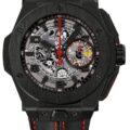 Hublot в честь Ferrari выпустил коллекцию часов Big Bang