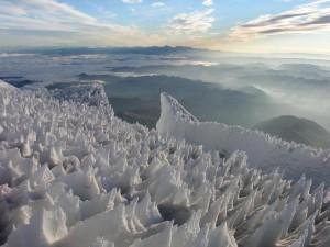 Снежные рулоны