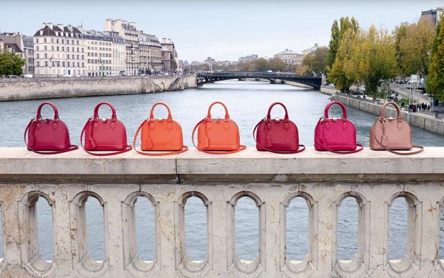 Коллекция Louis Vuitton ко Дню святого Валентина
